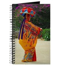 Okinawan Dancer Journal