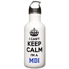 Funny Mdi Water Bottle