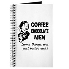 Coffee, Chocolate, Men Journal