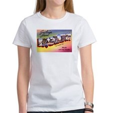 Bradenton Florida Greetings Tee