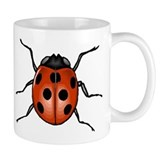 Lady Bug Small Mug
