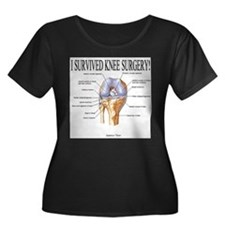Knee replacement T
