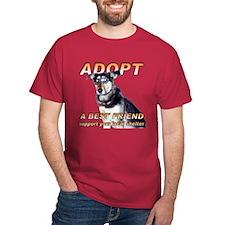 Adopt A Best Friend T-Shirt