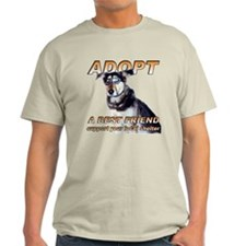 Adopt A Best Friend T-Shirt