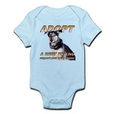 Adopt A Best Friend Infant Bodysuit