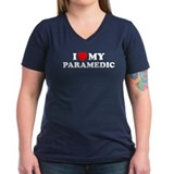 I Love My Paramedic Shirt
