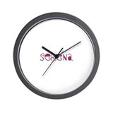 Serena Wall Clock