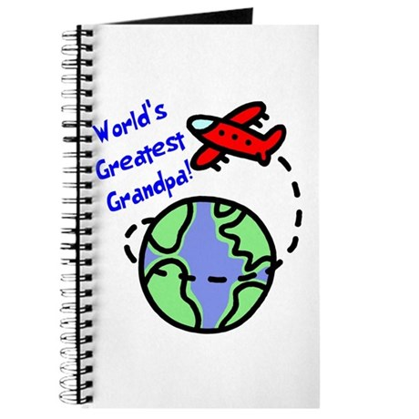 World's Greatest Grandpa Journal