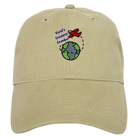 World's Greatest Grandpa Cap