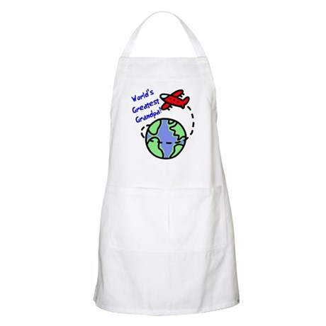 World's Greatest Grandpa BBQ Apron