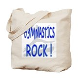 Gymnastics Rock ! Tote Bag