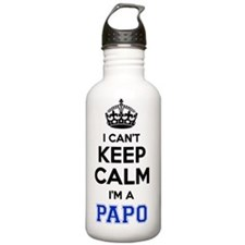 Funny Papos Water Bottle