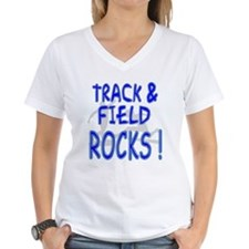 Track & Field Rocks ! Shirt
