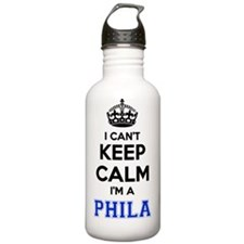 Cute Phila Water Bottle