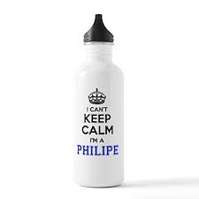 Funny Philip Water Bottle