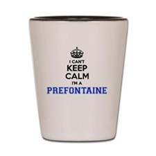 Funny Prefontaine Shot Glass