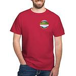 Peace in Switzerland Dark T-Shirt