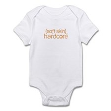 {soft skin} hardcore Infant Bodysuit