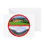 Peace in Switzerland Greeting Cards (Pk of 10)