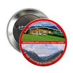 Peace in Switzerland Button