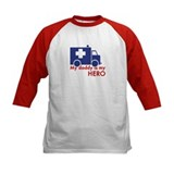 My Daddy Is My Hero (paramedic) Tee