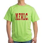 M.F.W.I.C. Green T-Shirt