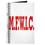 M.F.W.I.C. Journal