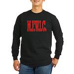 M.F.W.I.C. Long Sleeve Dark T-Shirt