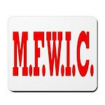 M.F.W.I.C. Mousepad