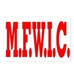 M.F.W.I.C. Postcards (Package of 8)