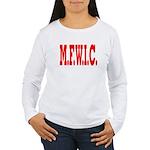 M.F.W.I.C. Women's Long Sleeve T-Shirt