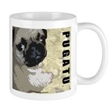 Pugatu design #02 Collector's Small Mugs