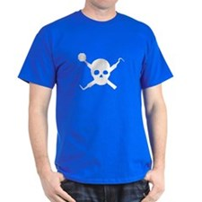 Final Impression Dental Pirate Logo T-Shirt