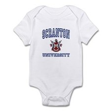 SCRANTON University Infant Bodysuit