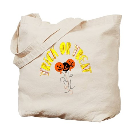 Trick or Treat Pumpkins Tote Bag