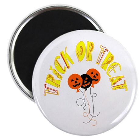 "Trick or Treat Pumpkins 2.25"" Magnet (100 pack)"