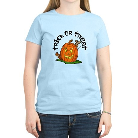 Pumpkin Mice Women's Light T-Shirt