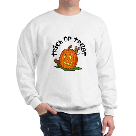 Pumpkin Mice Sweatshirt
