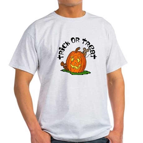 Pumpkin Mice Light T-Shirt