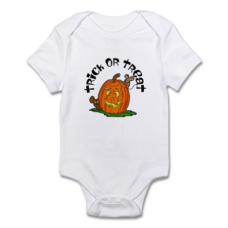Pumpkin Mice Infant Bodysuit