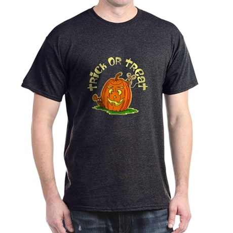 Pumpkin Mice Dark T-Shirt