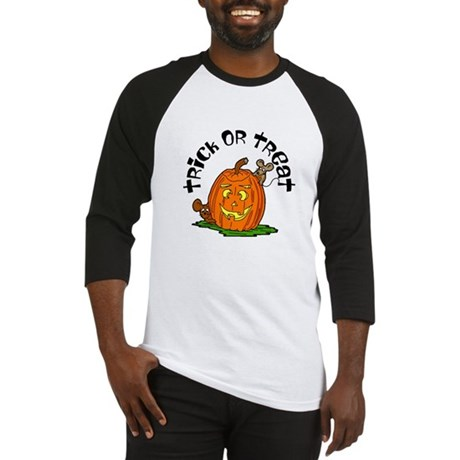 Pumpkin Mice Baseball Jersey