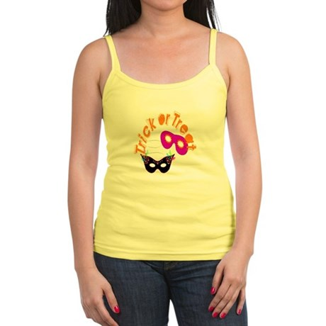 Trick or Treat Masks Jr. Spaghetti Tank