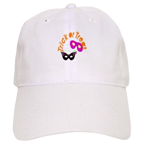 Trick or Treat Masks Cap