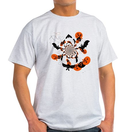 Pumpkin Bats Light T-Shirt
