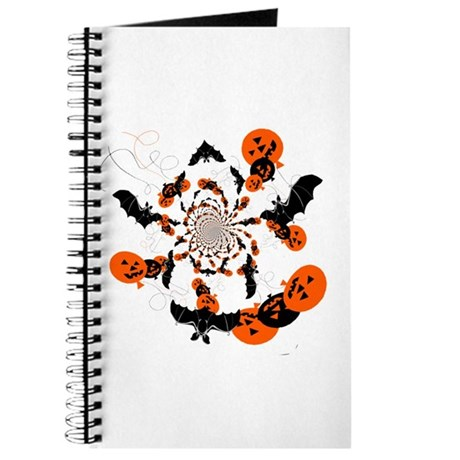 Pumpkin Bats Journal