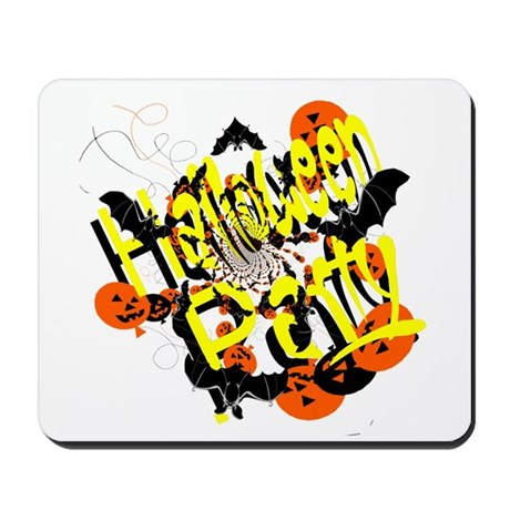 Halloween Party Mousepad