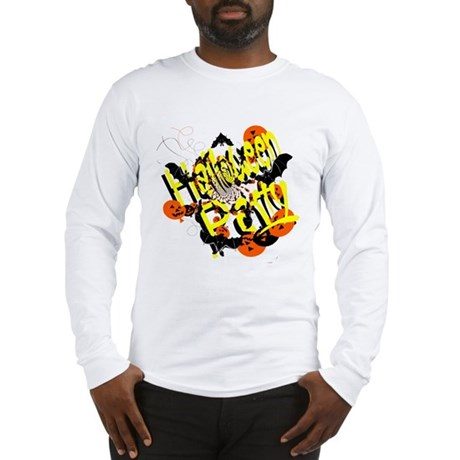 Halloween Party Long Sleeve T-Shirt