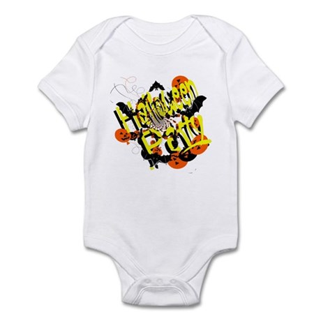 Halloween Party Infant Bodysuit