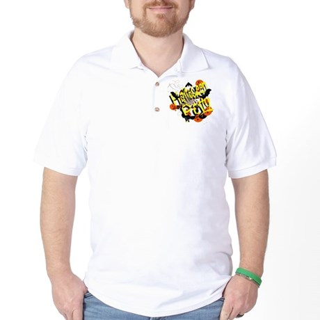 Halloween Party Golf Shirt
